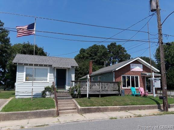 848 Main Street, Reedville, VA 22539 (MLS #1835163) :: EXIT First Realty