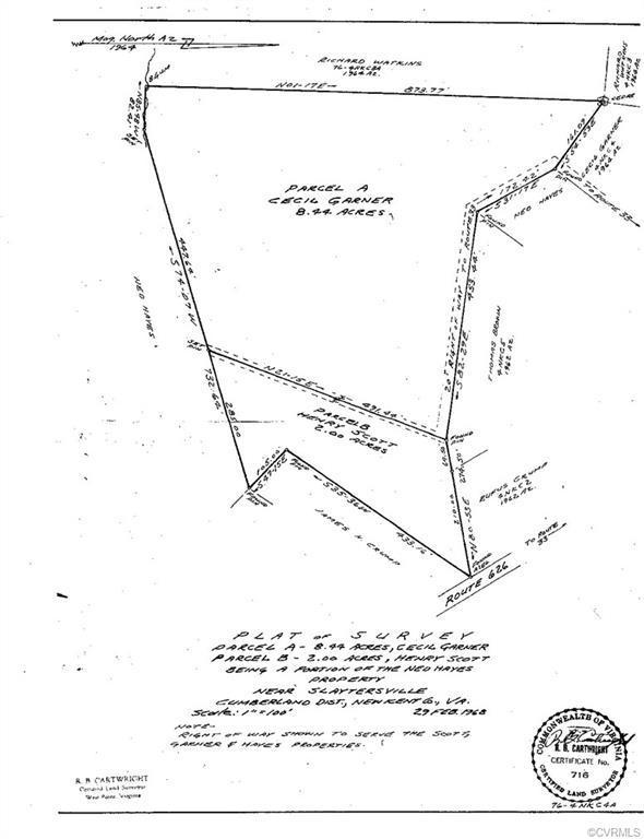 0 Paige Road, New Kent, VA 23089 (MLS #1835293) :: The RVA Group Realty