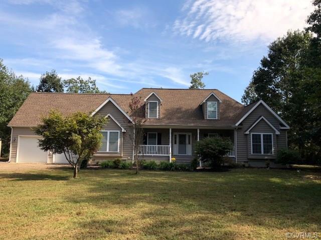 164 Potomac Way Lane, Heathsville, VA 22473 (#1835356) :: Abbitt Realty Co.