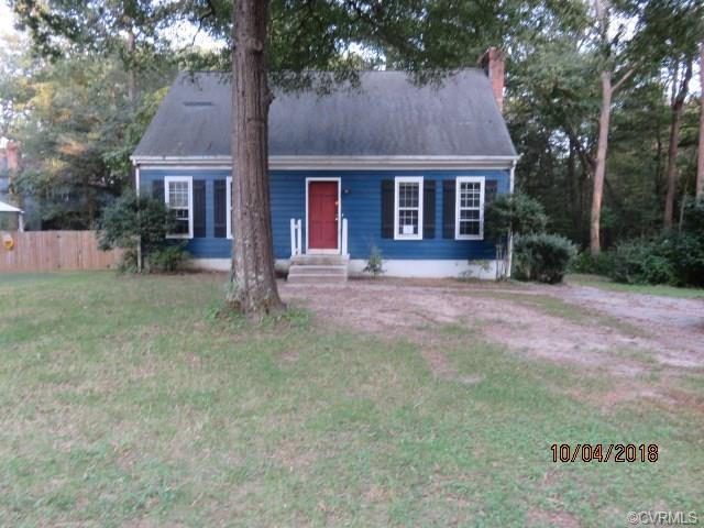 9811 Saponen Drive, North Chesterfield, VA 23237 (MLS #1836061) :: The RVA Group Realty