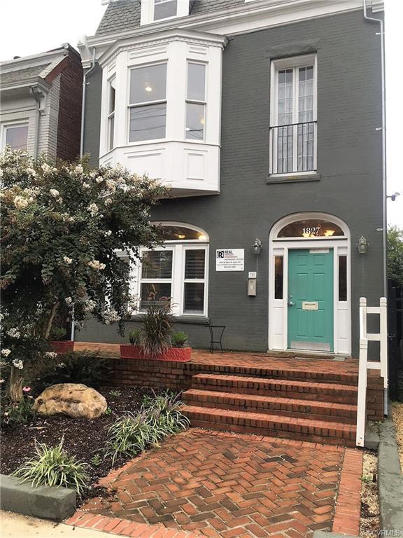 1827 W Main Street, Richmond, VA 23220 (MLS #1836084) :: Small & Associates