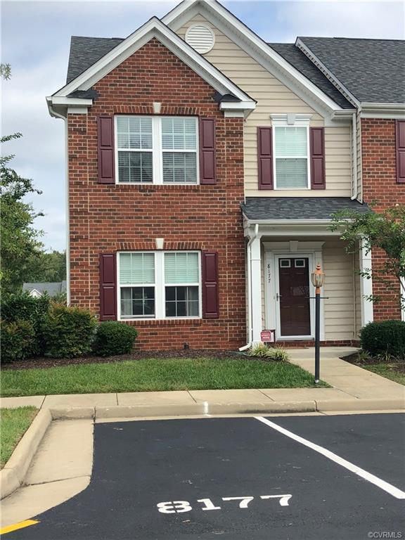 8177 Creekside Village Drive, Hanover, VA 23111 (MLS #1836227) :: EXIT First Realty