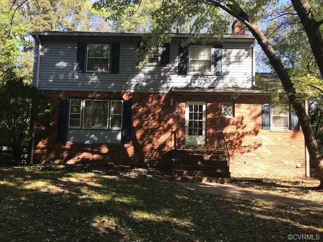 3850 Frankmont Road, North Chesterfield, VA 23234 (#1836320) :: Abbitt Realty Co.