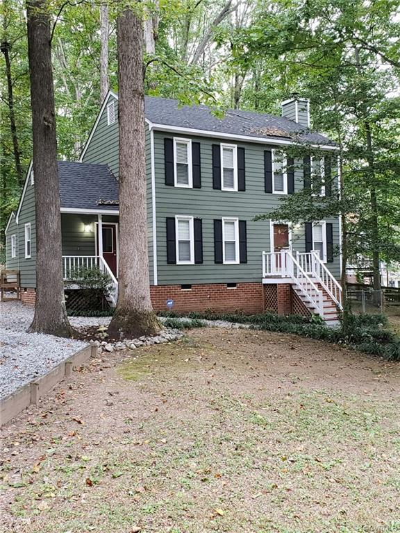 10124 Natural Bridge Road, North Chesterfield, VA 23236 (#1836520) :: Abbitt Realty Co.