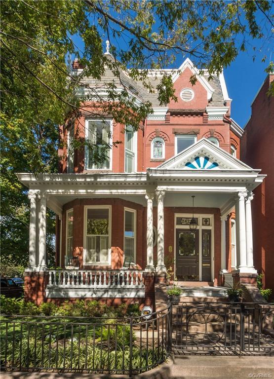 2422 Grove Avenue, Richmond, VA 23220 (MLS #1836625) :: Small & Associates
