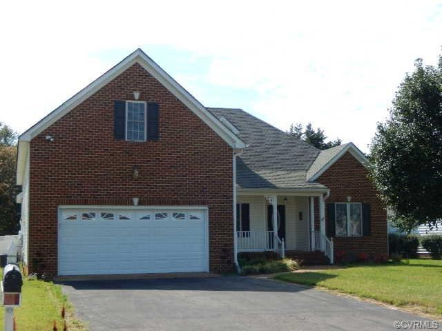 6763 Crump Drive, Mechanicsville, VA 23111 (#1836801) :: Abbitt Realty Co.