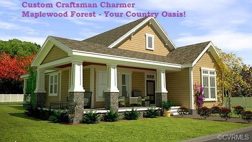 0 Scarlet Oak Drive, Jetersville, VA 23083 (#1836821) :: Green Tree Realty