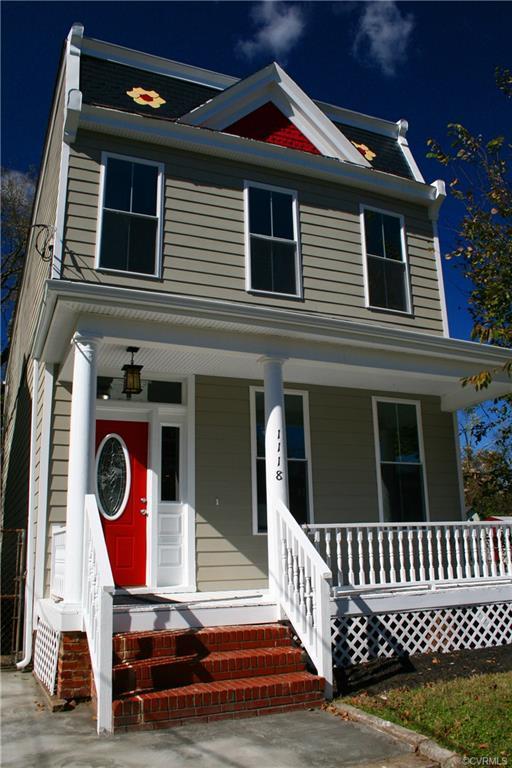 1118 N 34th Street, Richmond, VA 23223 (MLS #1836857) :: EXIT First Realty