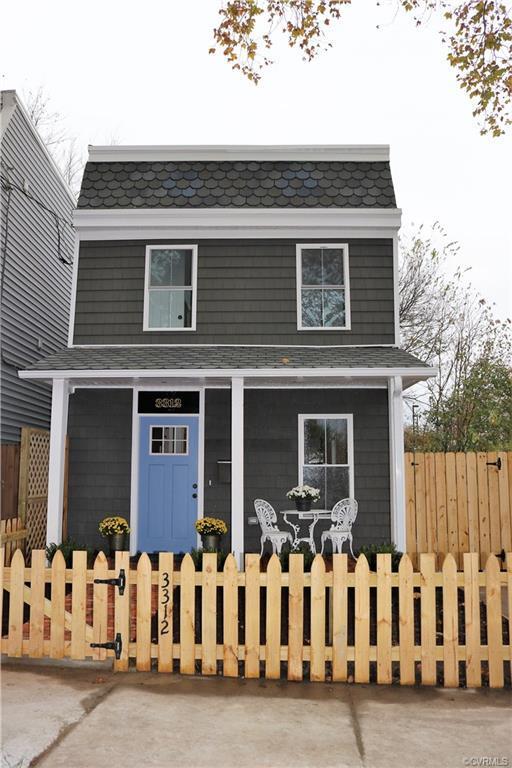 3312 O St, Richmond, VA 23223 (MLS #1837340) :: Small & Associates