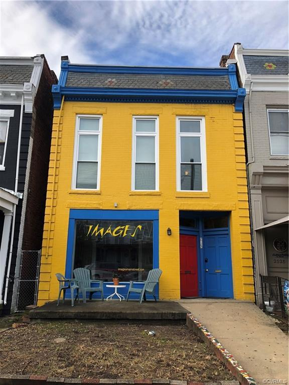 2523 W Main Street, Richmond, VA 23220 (#1837842) :: Abbitt Realty Co.