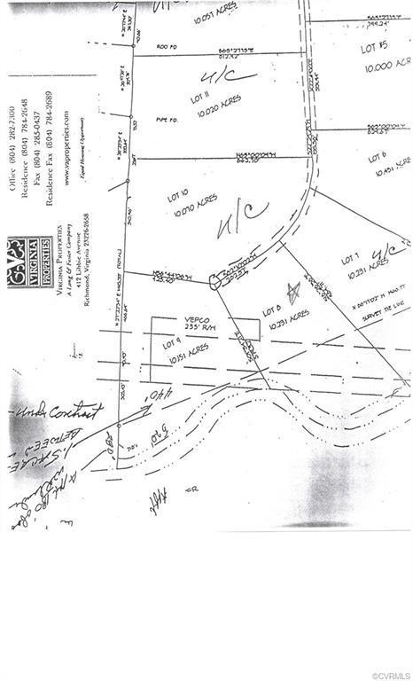11136 Broken Bit Lane, Ashland, VA 23005 (#1838310) :: Abbitt Realty Co.
