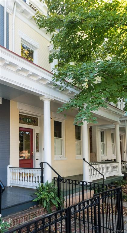 115 N Vine Street, Richmond, VA 23220 (MLS #1838453) :: Small & Associates