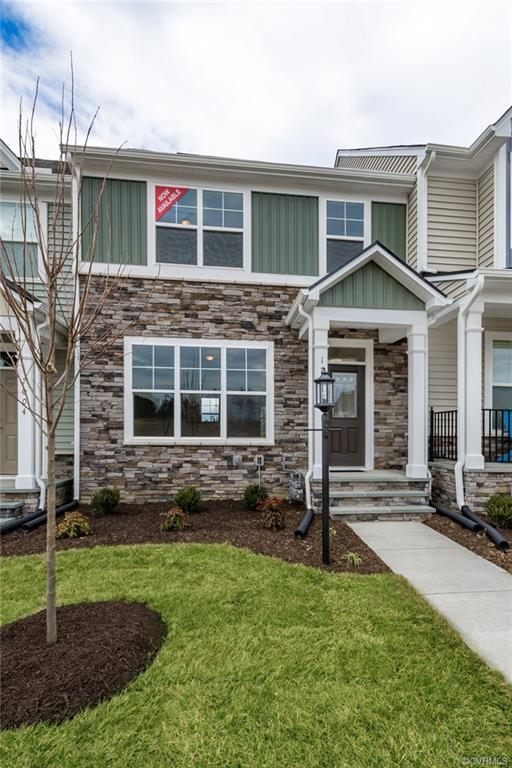 17000 Gossamer Drive #16, Moseley, VA 23120 (MLS #1838568) :: RE/MAX Action Real Estate