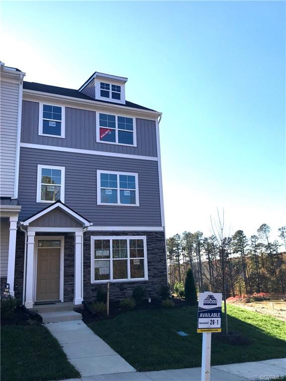 6236 Anise Circle #26, Moseley, VA 23120 (MLS #1838689) :: RE/MAX Action Real Estate