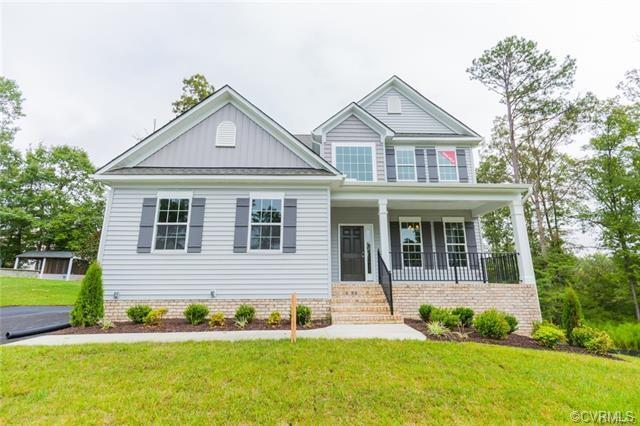 9106 Clearbrook Court, Chesterfield, VA 23832 (#1838692) :: Abbitt Realty Co.