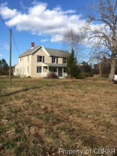 12059 John Clayton Memorial Highway, North, VA 23128 (MLS #1838847) :: Chantel Ray Real Estate