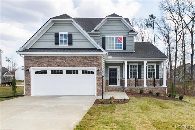 6818 Whisperwood Drive, Chesterfield, VA 23234 (#1838984) :: Abbitt Realty Co.