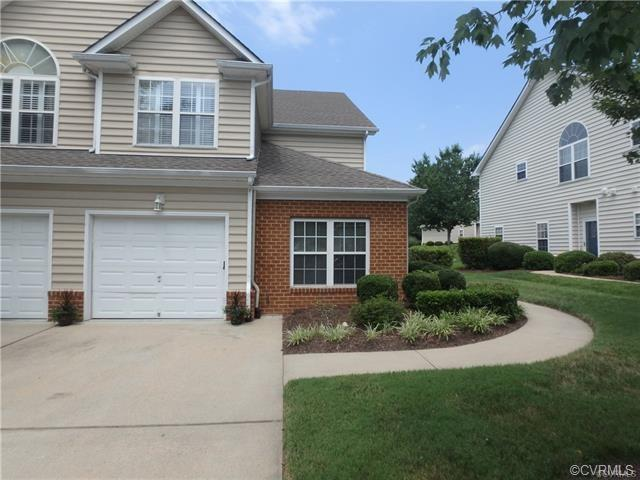 608 Hazeltine Court #608, North Chesterfield, VA 23236 (MLS #1839017) :: RE/MAX Action Real Estate