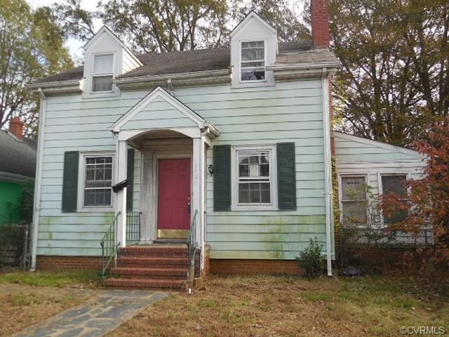 3421 Maryland Avenue, Richmond, VA 23222 (MLS #1839387) :: Explore Realty Group