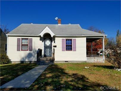 1110 Goddin Street, Richmond, VA 23231 (MLS #1839984) :: The RVA Group Realty