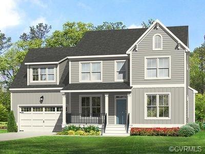 5307 Quarter Horse Lane, Moseley, VA 23120 (#1840075) :: Abbitt Realty Co.