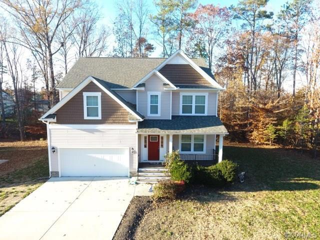 11831 Parrish Creek Lane, Chesterfield, VA 23832 (#1840146) :: Abbitt Realty Co.