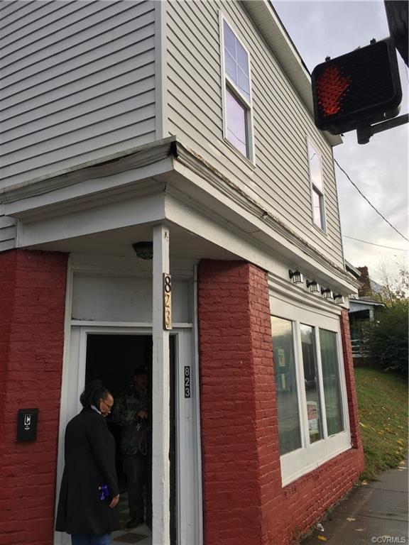 823 Mosby Street, Richmond, VA 23223 (#1840304) :: Abbitt Realty Co.