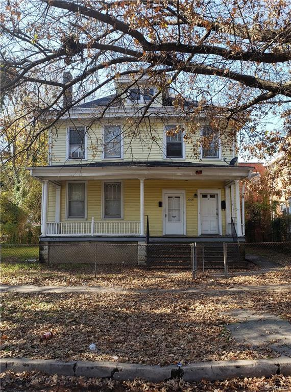 3008 Hanes Avenue, Richmond, VA 23222 (#1840407) :: Abbitt Realty Co.