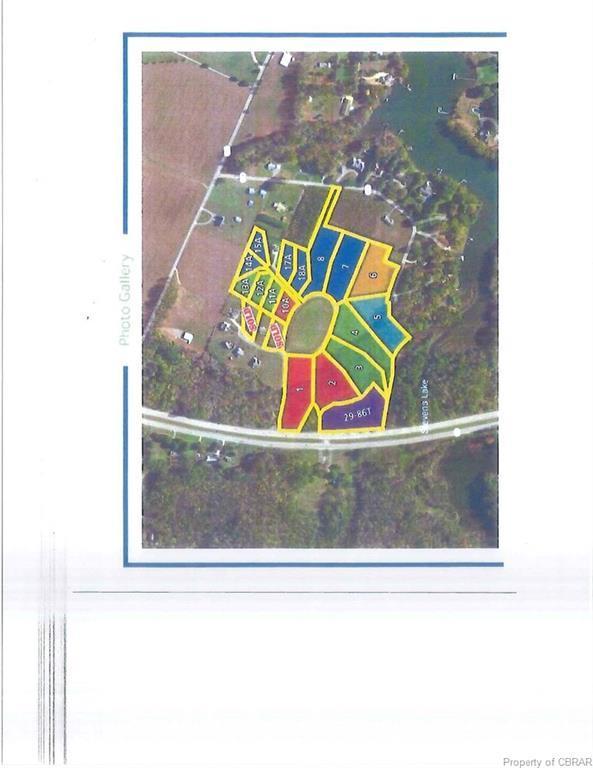 Lot 2 Millburn Way, White Stone, VA 22578 (MLS #1840774) :: Treehouse Realty VA