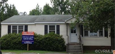 20005 Jefferson Davis Highway, Ruther Glen, VA 22546 (MLS #1840990) :: Small & Associates
