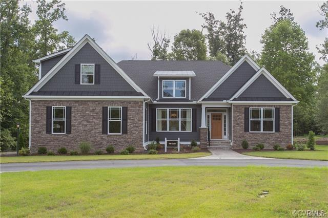 0 Georgetown Road, Mechanicsville, VA 23116 (MLS #1841008) :: RE/MAX Action Real Estate