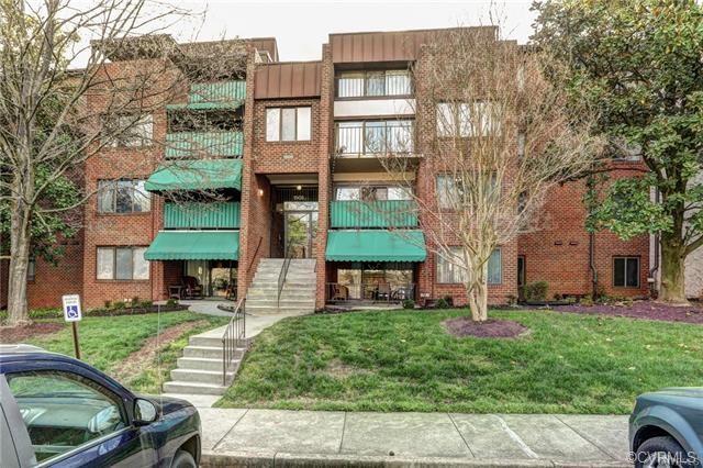 1505 Thistle Road #203, Henrico, VA 23238 (MLS #1841024) :: Small & Associates