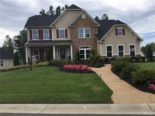 8401 Hampton Farms Drive, Moseley, VA 23120 (#1841043) :: 757 Realty & 804 Homes