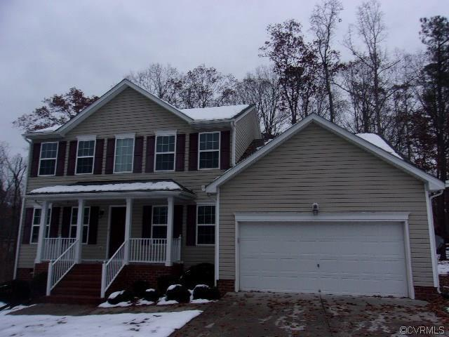 3207 Rossington Boulevard, Chester, VA 23831 (#1841153) :: 757 Realty & 804 Homes