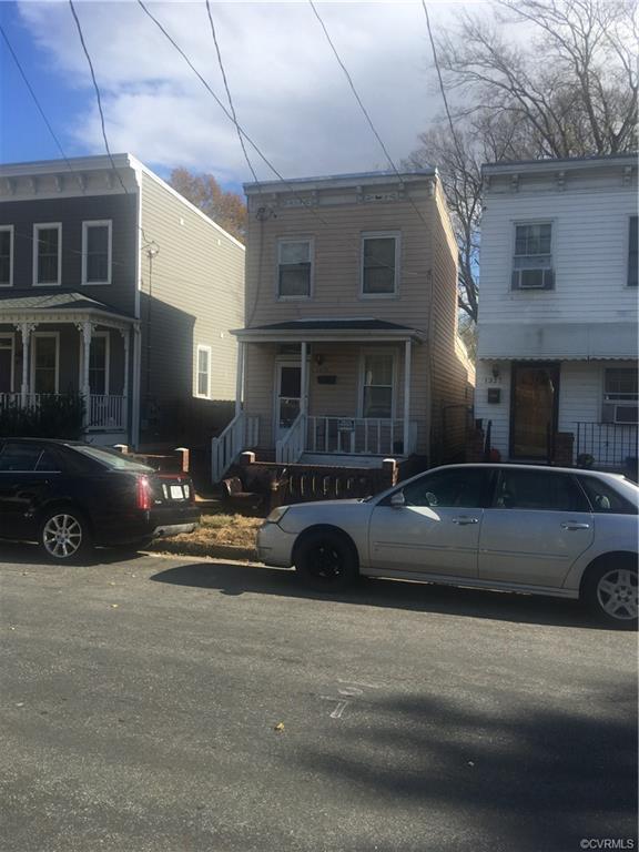 1329 N 26th Street, Richmond, VA 23223 (MLS #1841299) :: Chantel Ray Real Estate