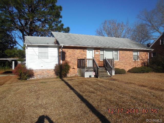20528 Southlawn Avenue, Petersburg, VA 23803 (#1841406) :: Abbitt Realty Co.