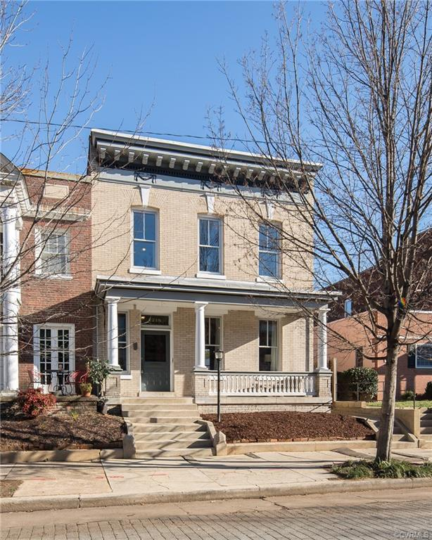 2218 W Grace Street, Richmond, VA 23220 (MLS #1841477) :: Small & Associates