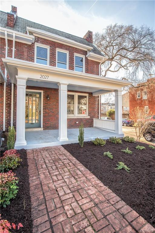 2027 Rosewood Avenue, Richmond, VA 23220 (MLS #1841653) :: The RVA Group Realty