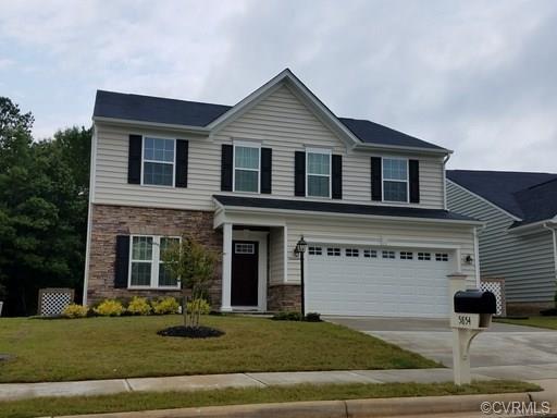 5854 Pilmour Drive, Providence Forge, VA 23140 (MLS #1841738) :: Small & Associates