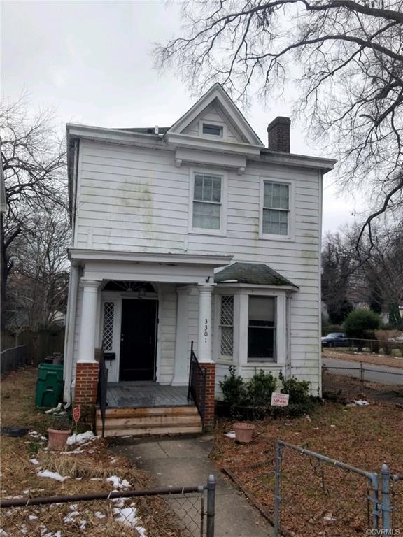 3301 1st Avenue, Richmond, VA 23222 (MLS #1901721) :: Small & Associates