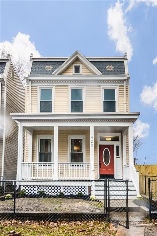 1420 N 21st Street, Richmond, VA 23223 (MLS #1902499) :: Small & Associates