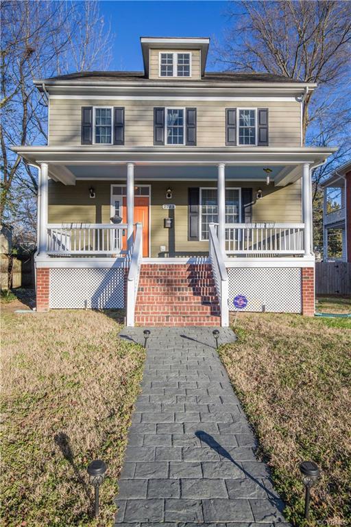2923 Hawthorne Avenue, Richmond, VA 23222 (MLS #1902907) :: Chantel Ray Real Estate