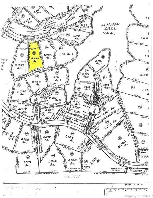 0 Pintail Lane, Heathsville, VA 22473 (#1903358) :: Abbitt Realty Co.