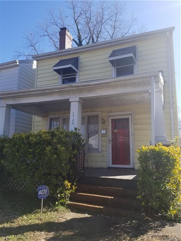 1706 Albany Avenue, Richmond, VA 23224 (MLS #1903439) :: The RVA Group Realty