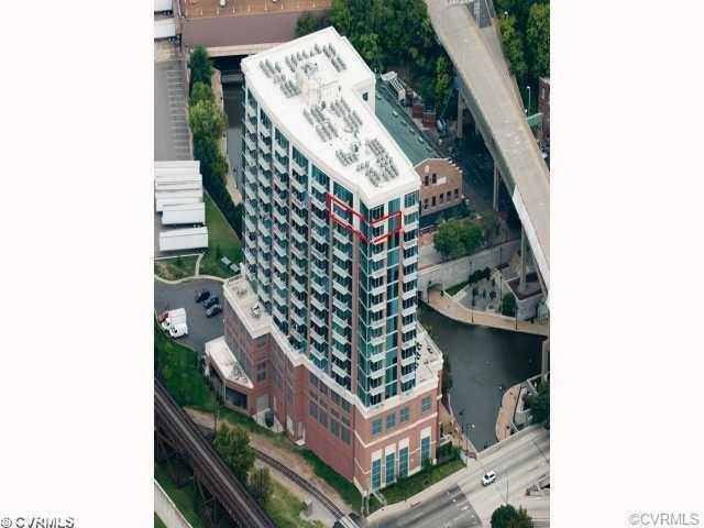 301 Virginia St. #1714, Richmond, VA 23219 (MLS #1904209) :: Small & Associates
