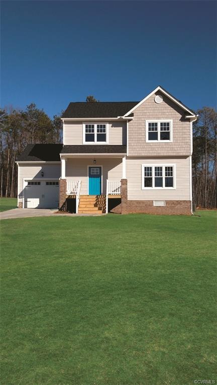 2937 Laketree Court, Chester, VA 23231 (#1904278) :: 757 Realty & 804 Homes