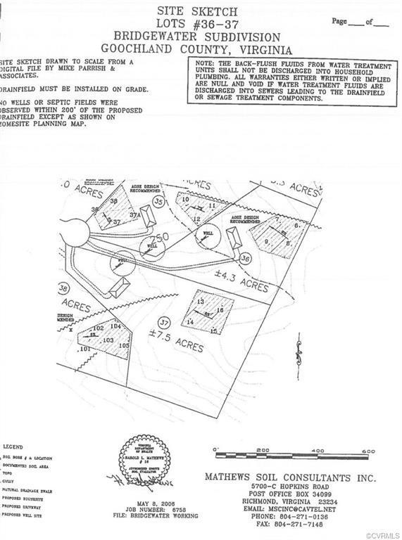 1700 Bridgewater Court, Maidens, VA 23102 (#1905109) :: Abbitt Realty Co.