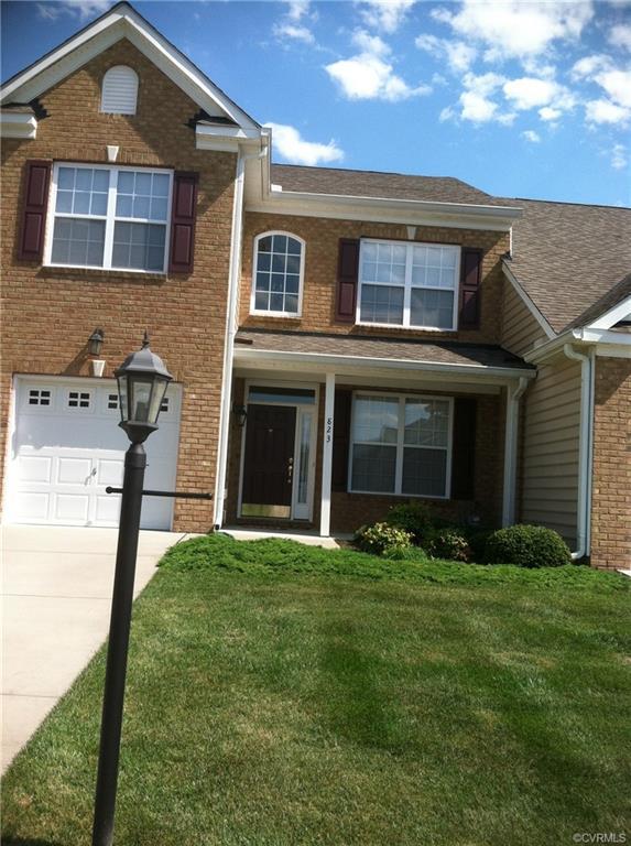 823 Parkland Place, Glen Allen, VA 23059 (MLS #1905447) :: Chantel Ray Real Estate