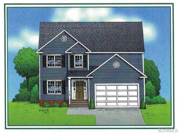 6750 Gardenbrook Way, Mechanicsville, VA 23111 (#1905874) :: Abbitt Realty Co.