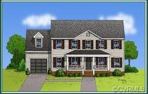 6411 Garden Acre Court, Mechanicsville, VA 23111 (#1905931) :: Abbitt Realty Co.